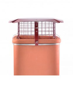 Brewer Cowls Square Bird Guard